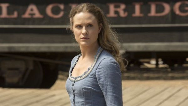 Evan Rachel Wood als Dolares in Westworld S2