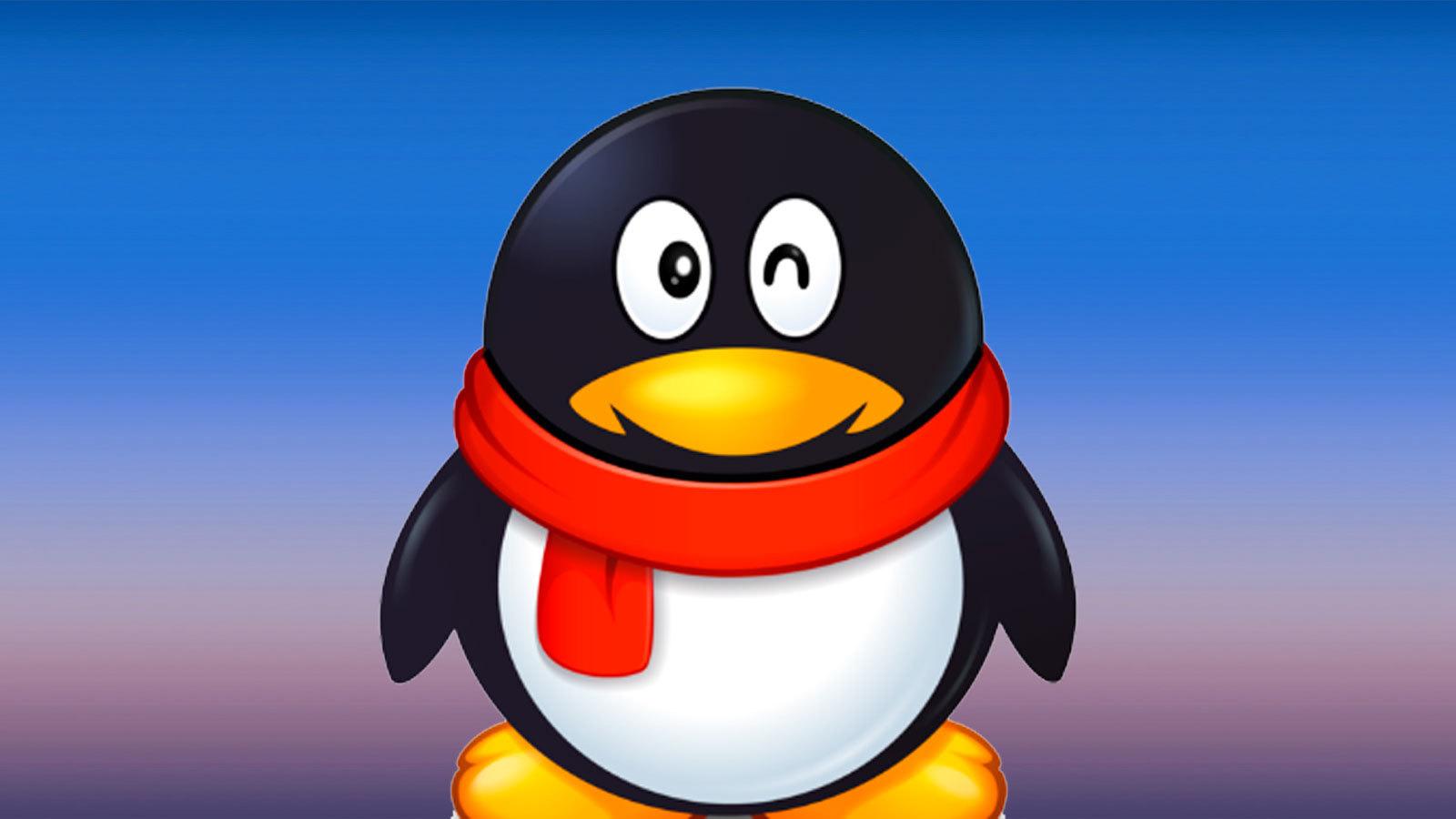 Meet Tencent's QQ Penguin   HuffPost