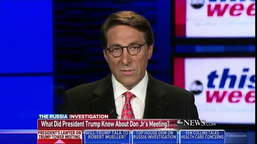 In Interview, Trump Lawyer Jay Sekulow Misrepresents Role ...