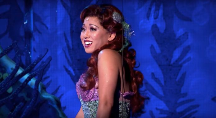 'Little Mermaid' Star Fires Back At Those Who Say Ariel Can't Be Asian 'Little Mermaid' Star Fires Back At Those Who Say Ariel Can't Be Asian 59908e80140000421aed072d