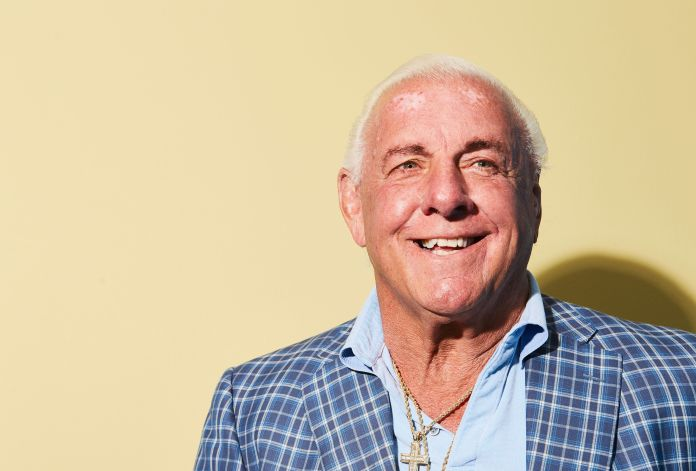 Wrestling Great Ric Flair Has Surgery After Medically Induced Coma Wrestling Great Ric Flair Has Surgery After Medically Induced Coma 5992ca9115000021008b69c5