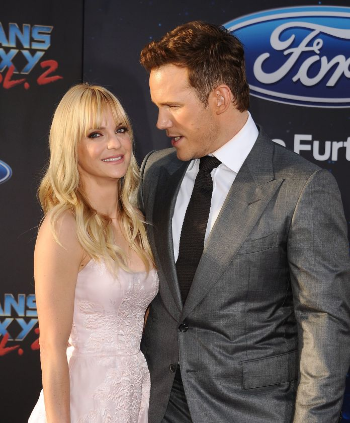 Anna Faris Breaks Silence After Announcing Split With Chris Pratt Anna Faris Breaks Silence After Announcing Split With Chris Pratt 599322342200002d001a60a4