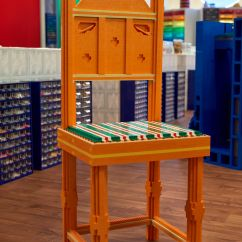 Stool Chair For Toilet Ikea Ingolf 'lego Masters' Episode One Provided Us With Some Seriously Impressive Builds (and A Lego Poo ...