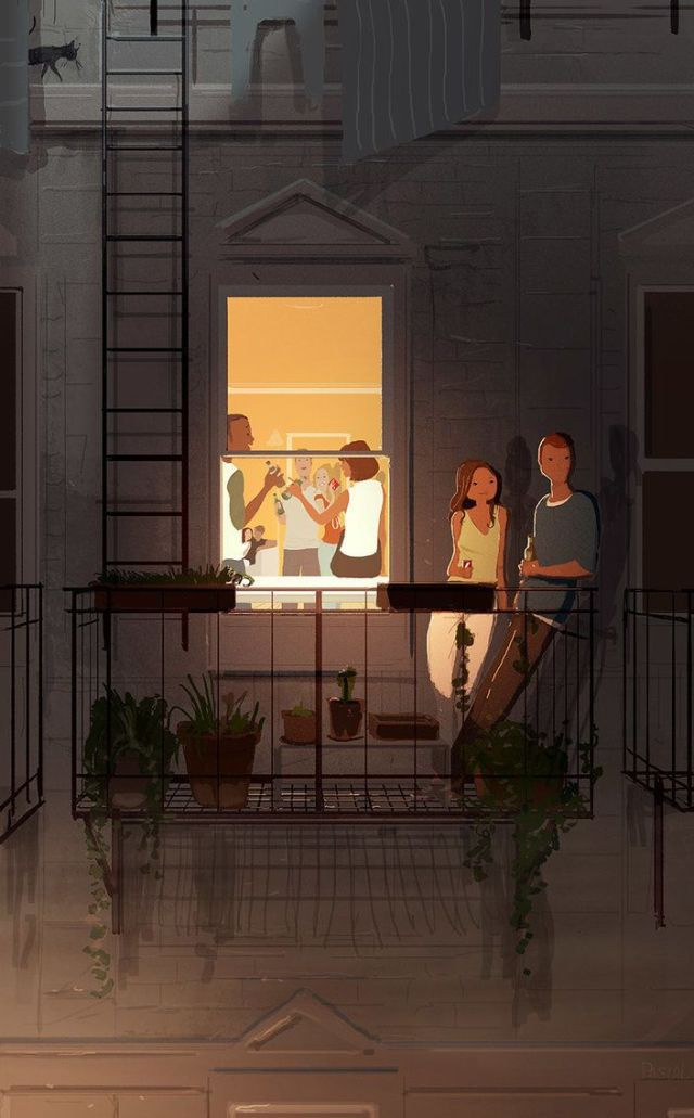 relationships, malaysia, etc, be-inspired - Husband's illustration beautifully captures his relationship with wife