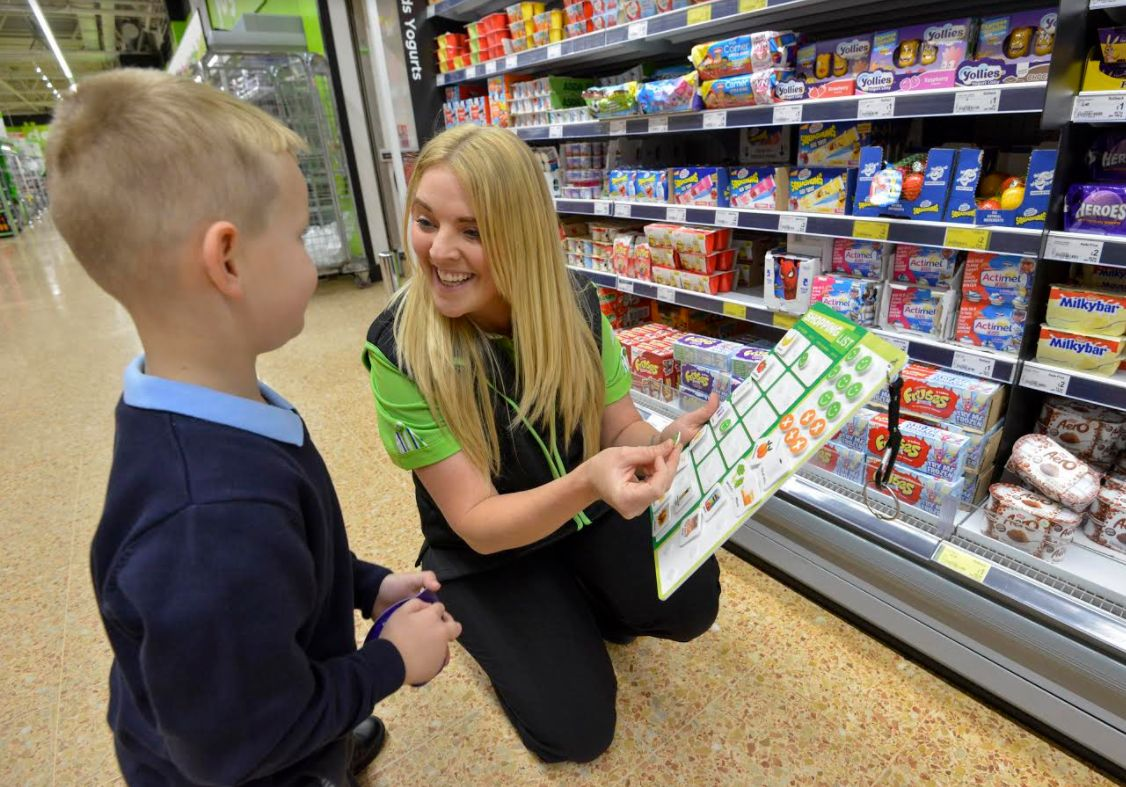 Asda S Happy Little Helpers Game Makes It Easier For
