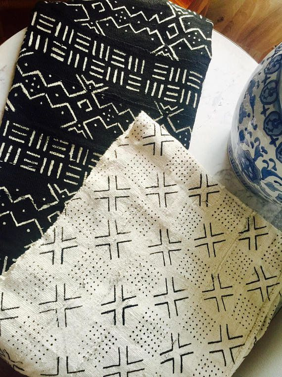 22 Ways To Decorate With Mud Cloth The Trendy Textile Thats Anything But New  HuffPost