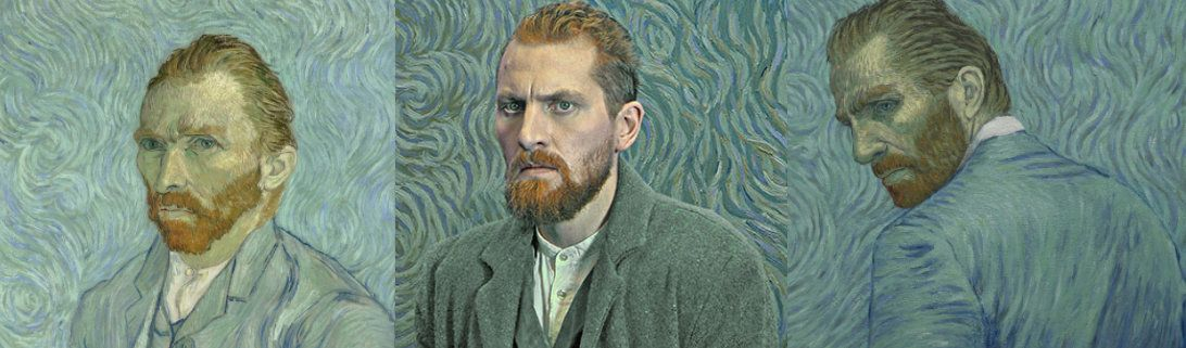 Marvelous! Watch Actors Transform Into Living Van Gogh Paintings Before Your Eyes