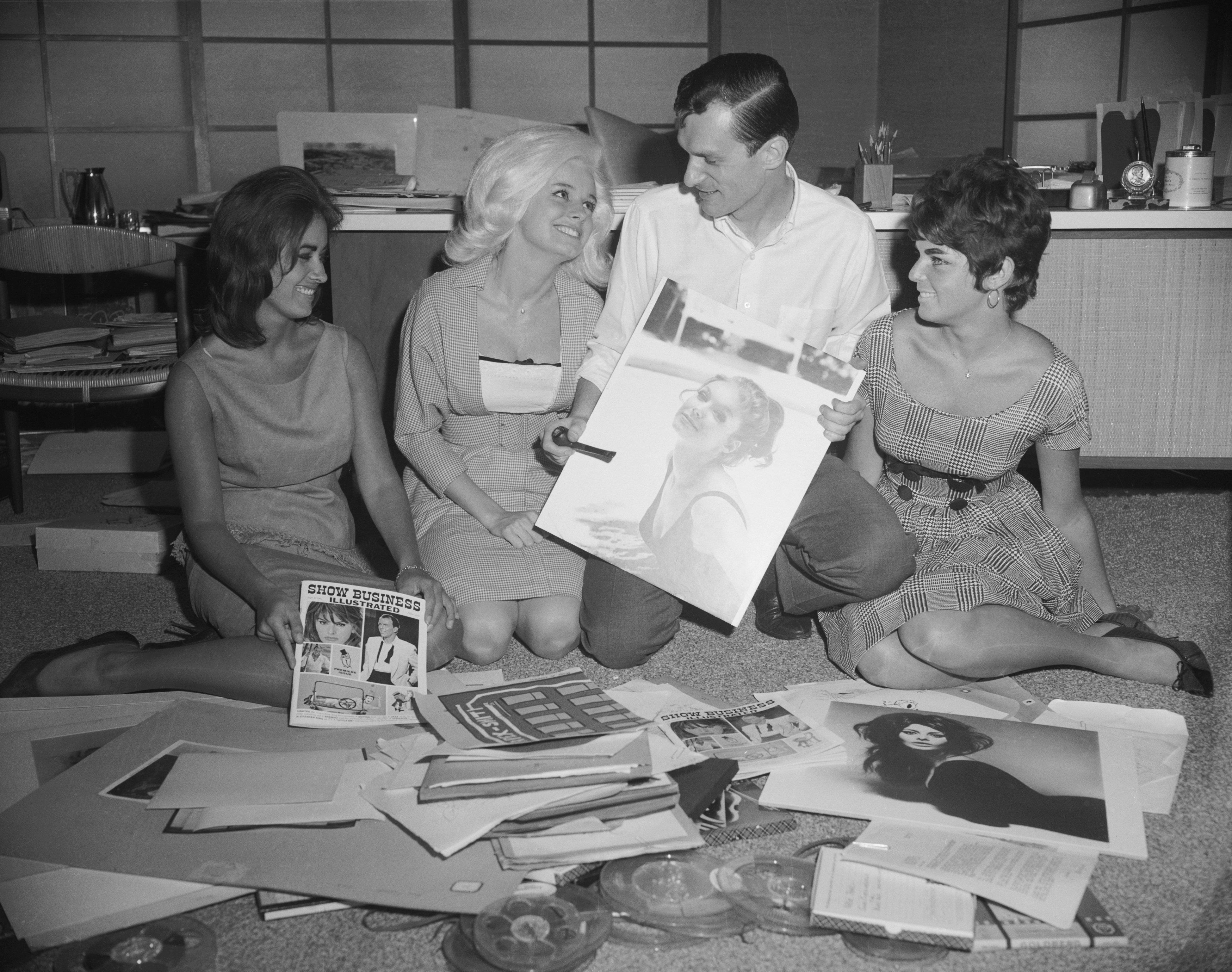 Stunning! Hugh Hefner's Playboy Reinforced The Idea That Great Literature Is A Male Interest