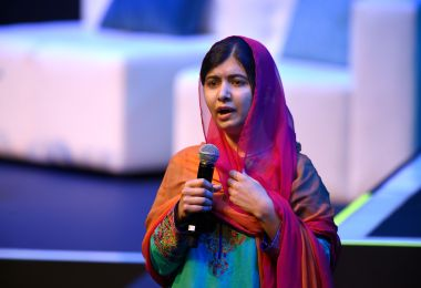 Malala Yousafzai Nearly Died For Girls' Education. Today, She Started At Oxford.