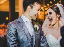 Stray Dog Crashes A Wedding And Finds His Own Happily Ever After images 0