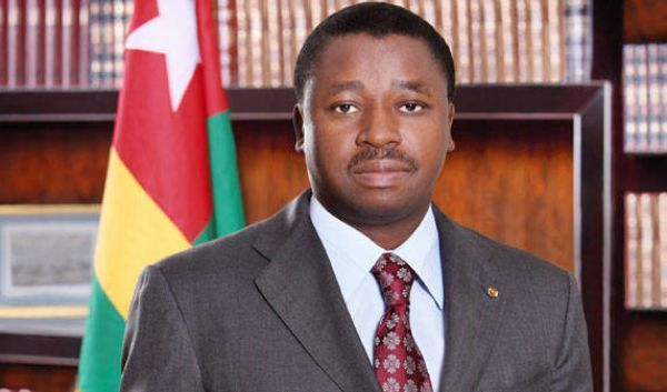 Image result for Faure Gnassingbé