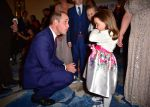 The Duke of Cambridge meets Suzie McCash as he attends The Pride of Britain Awards 2017, at Grosvenor House, Park Lane, London.