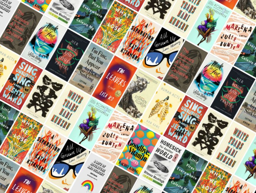 The Best Fiction Books Of 2017 HuffPost