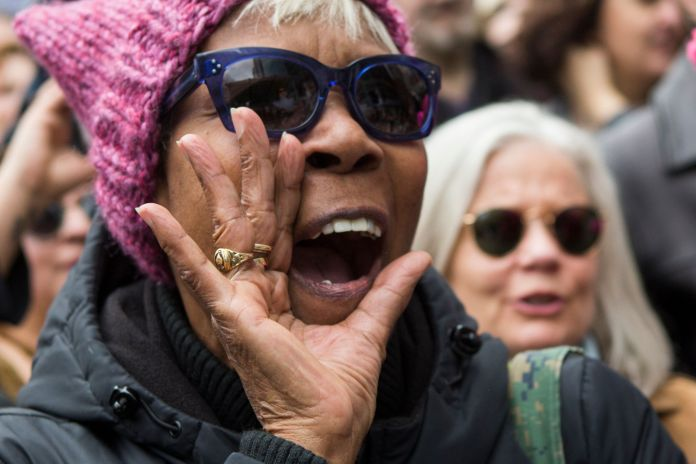 50 Photos From 2017 That Show The Power Of Women's Rage 50 Photos From 2017 That Show The Power Of Women's Rage 5a3972f31600004700c50e74