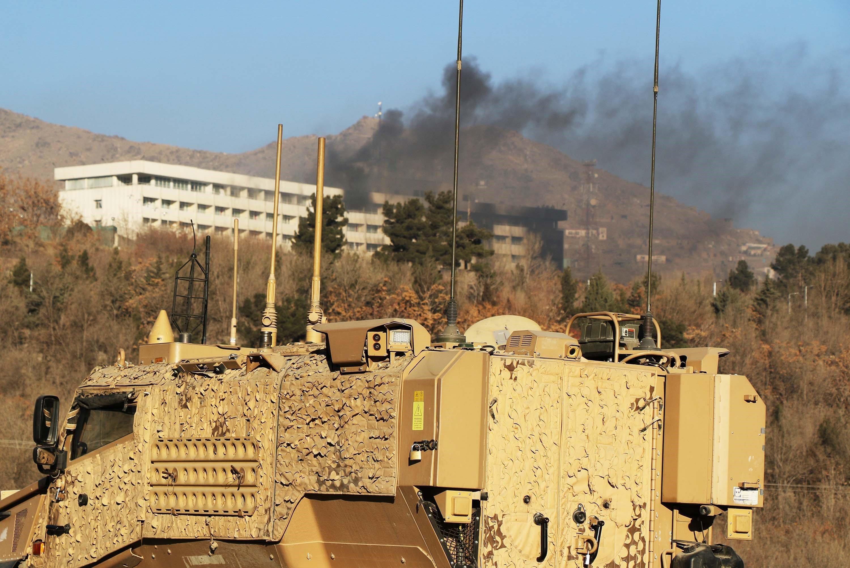 Πως κατάφεραν να σωθούν οι δύο Έλληνες πιλότοι που ήταν στο ξενοδοχείο στην Καμπούλ την ώρα της επίθεσης
