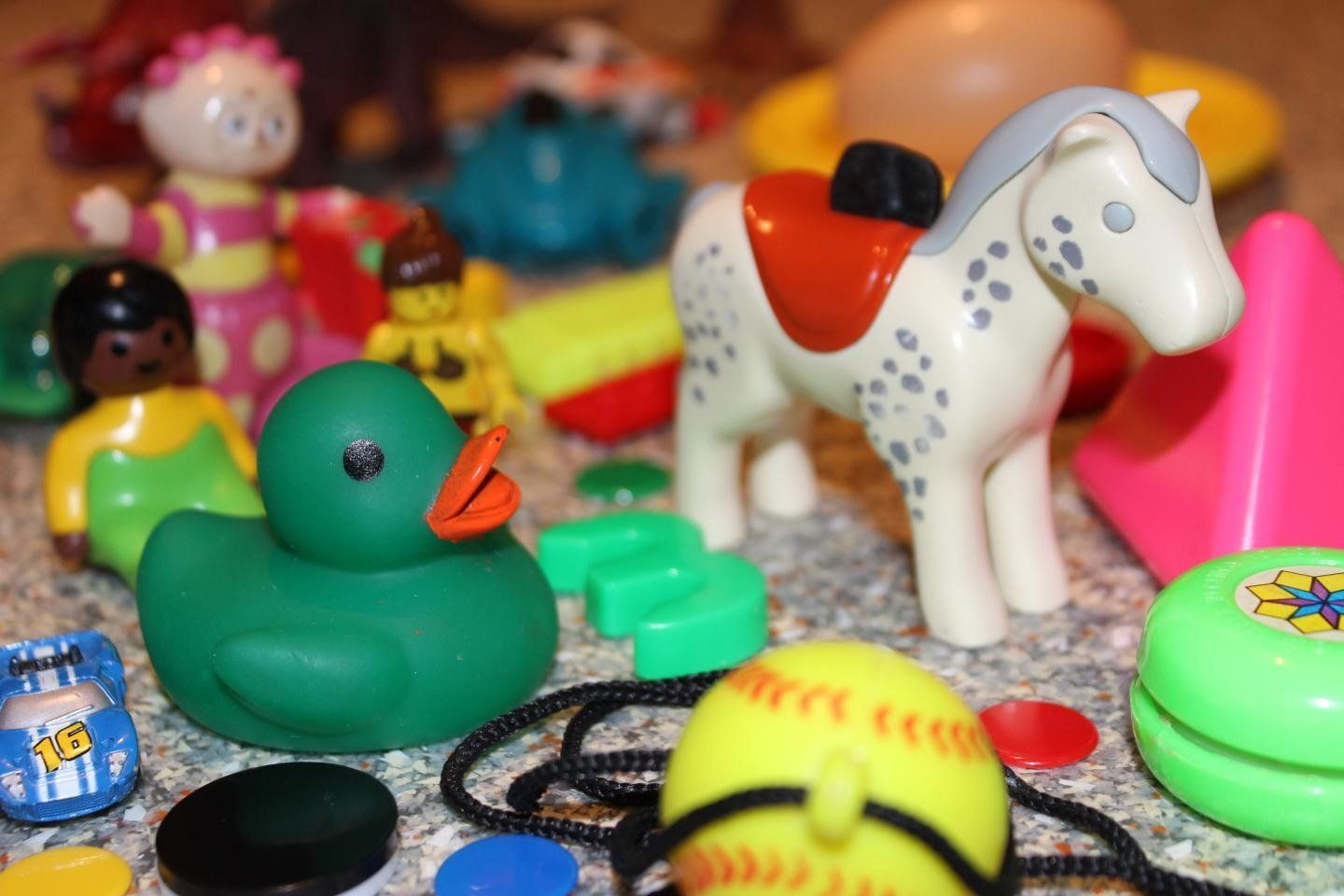 Old Plastic Toys Could Pose A Risk To Children S Health