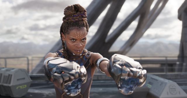 Letitia in 'Black Panther'