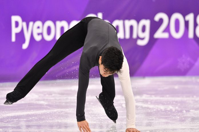 U.S. Figure Skater Nathan Chen Is A Total Mess Again At Winter Olympics U.S. Figure Skater Nathan Chen Is A Total Mess Again At Winter Olympics 5a86b380210000500060167b