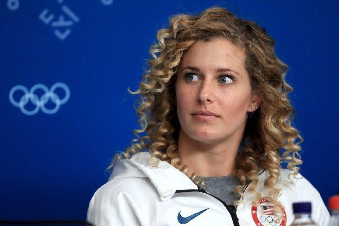 Lindsey Jacobellis Suffers Winter Olympics Heartbreak -- Again Lindsey Jacobellis Suffers Winter Olympics Heartbreak — Again 5a86cee01e000046057abe2c