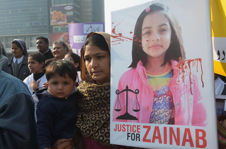 Τετράκις εις θάνατον για τον 24χρονο βιαστή και δολοφόνο της 6χρονης Ζαϊνάμπ