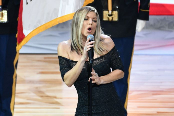 Fergie's National Anthem Attempt Slammed As The 'Worst Rendition Ever' Fergie's National Anthem Attempt Slammed As The 'Worst Rendition Ever' 5a8a903121000039006019d8