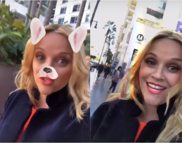 Reese Witherspoon Cleaning Her Own Hollywood Star Is Next-Level Extra Reese Witherspoon Cleaning Her Own Hollywood Star Is Next-Level Extra 5a9428de2000008806eaffc1