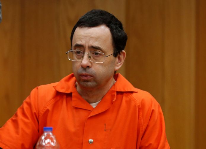 First Male Gymnast Accuses Larry Nassar Of Sexual Abuse First Male Gymnast Accuses Larry Nassar Of Sexual Abuse 5a9953c01f00005100168f3f