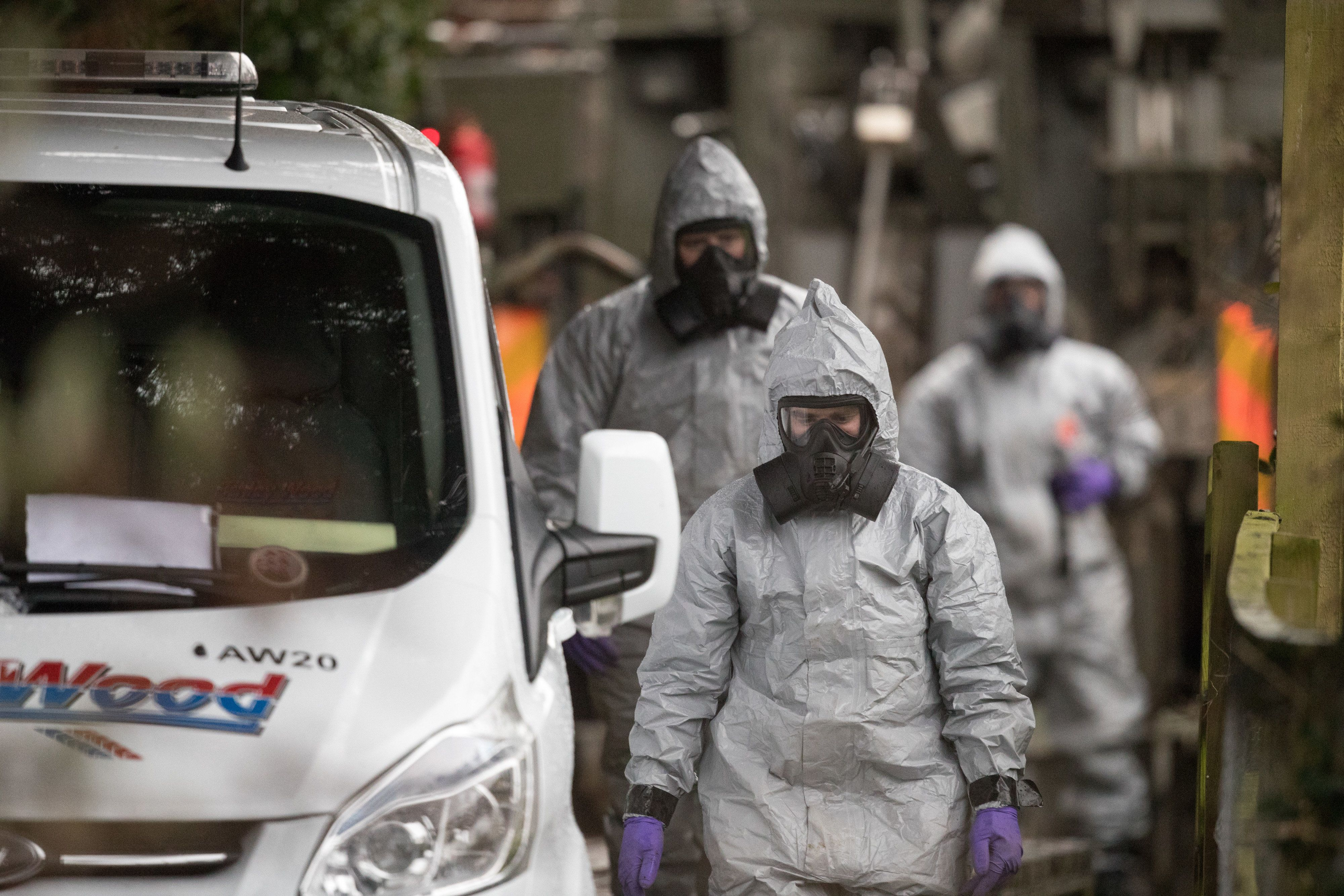 What Is Novichok? Ex-Spy Poisoned With Rare Russia-Linked Nerve Agent | HuffPost