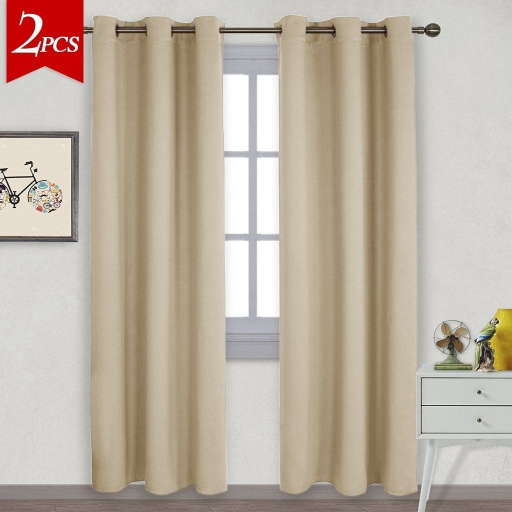 amazon curtains living room contemporary rugs 7 of the best blackout on according to reviewers