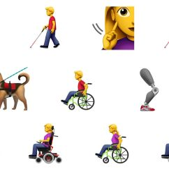 Wheelchair Emoji Good Office Chairs For Gaming Disabled People Might Finally Get Emojis That Represent