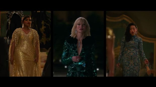 The film features a gorgeouswardrobe for our favorite actresses.