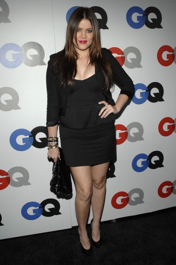 "At the GQ 2008 ""Men of the Year"" party at Chateau Marmont Hotel in Los Angeles."