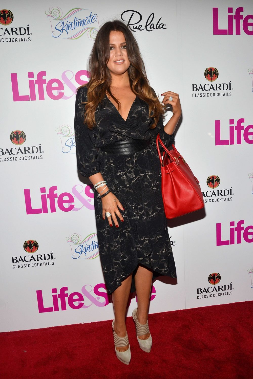 """At the """"Life & Style Celebrates a Summer of Style"""" event at Dream Downtown in New York City."""
