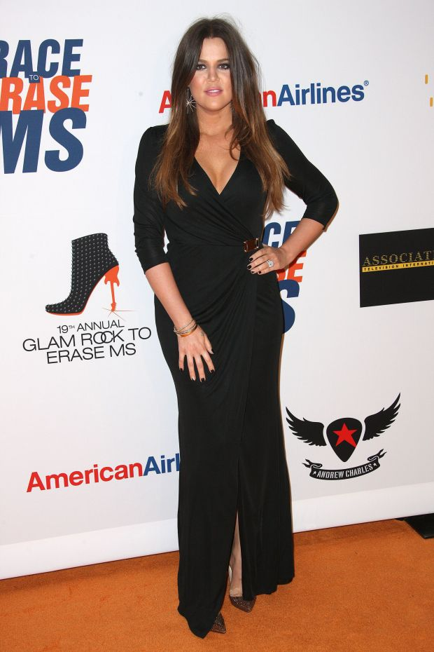 """At the """"Glam Rock to Erase MS"""" event at the Hyatt Regency Century Plaza in Los Angeles."""
