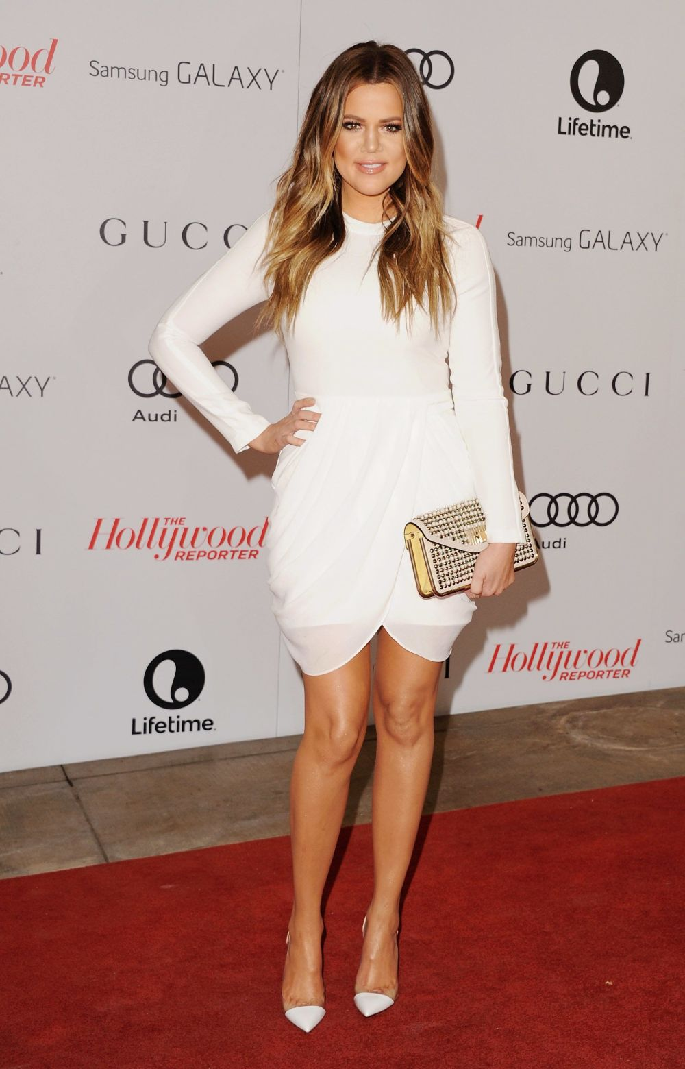 At The Hollywood Reporter's 22nd annual Women In Entertainment Breakfast at the Beverly Hills Hotel in Beverly Hills.