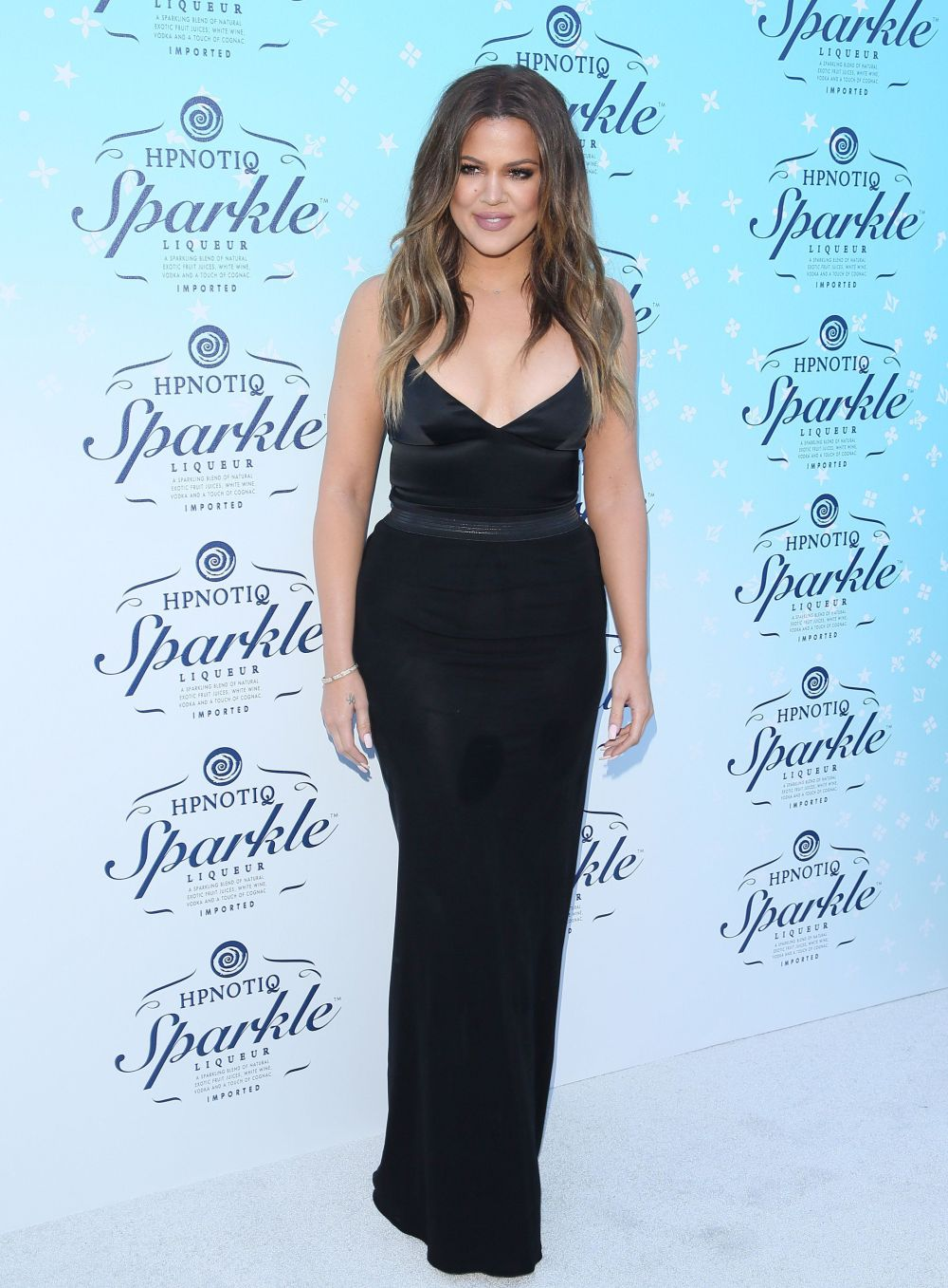 Celebrating thelaunch of Hpnotiq Sparkle liqueur at Mr. C Beverly Hills in Beverly Hills.