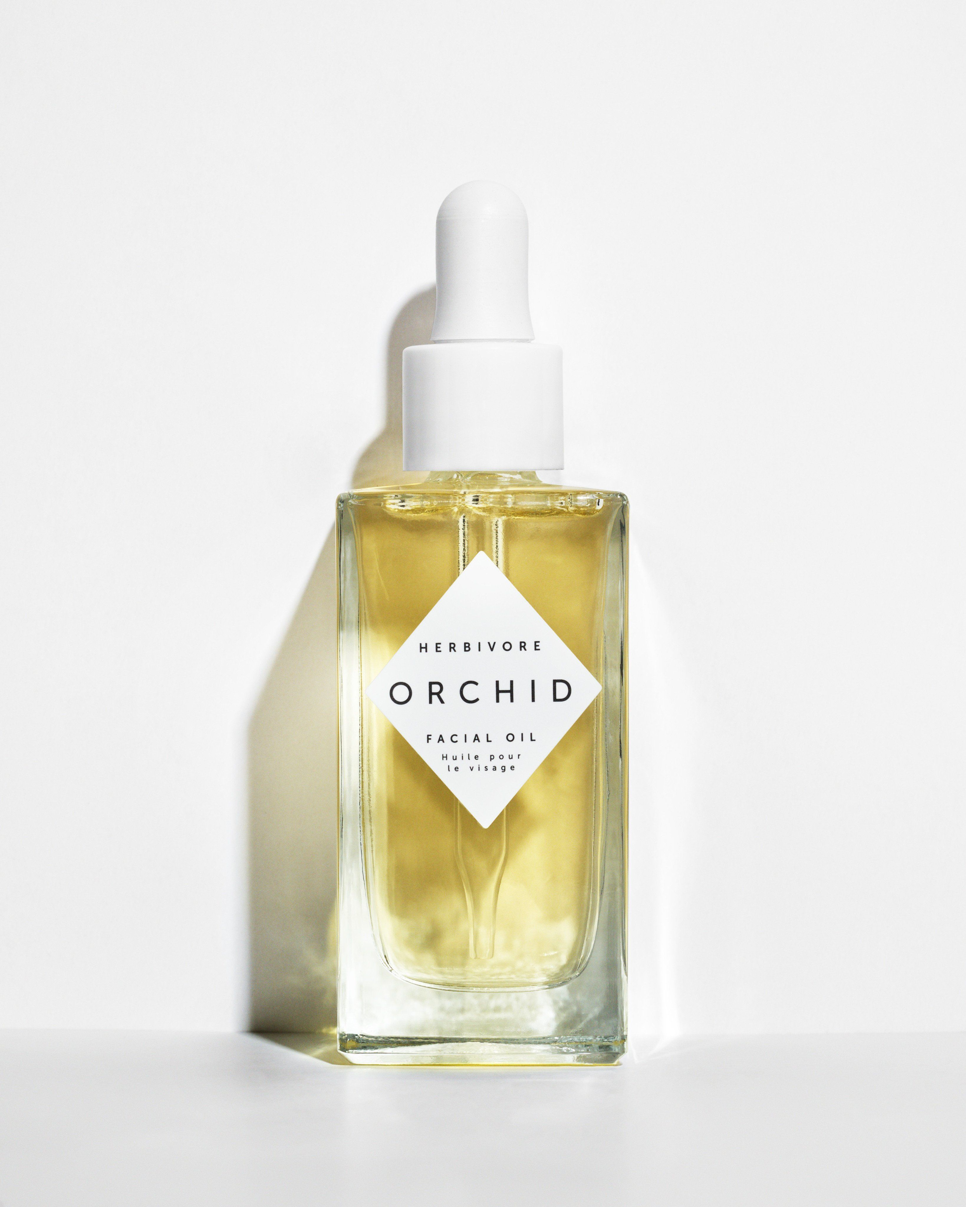 Imagine taking every delicious flower in the world and squeezing it into a bottle. That's how perfect this facial oil smells.