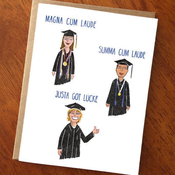20 funny graduation cards