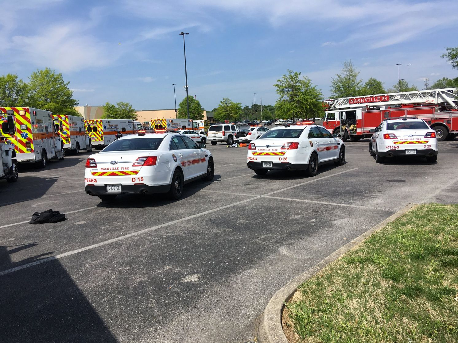 1 Person Dead Shooting Nashville Tennessee Mall