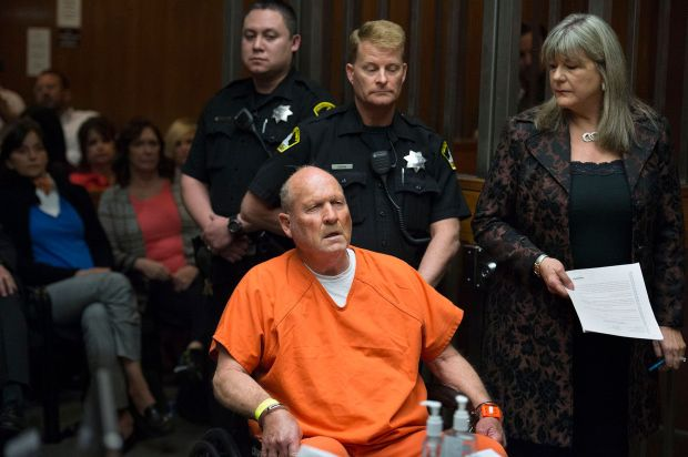Joseph James DeAngelo has been charged in connection with all 12 killings attributed to the Golden State Killer.