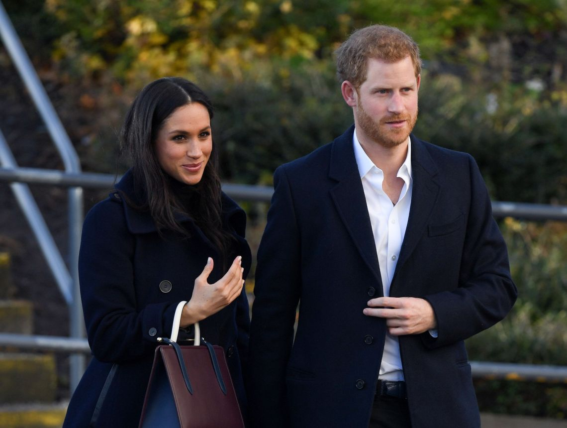 Prince Harry and Meghan Markle will marry on 19 May