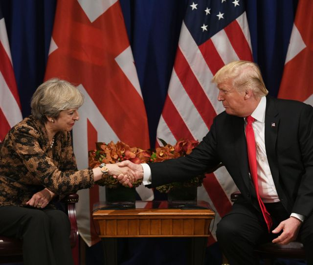 Why Britain Shouldnt Bank On A Free Trade Agreement With America After