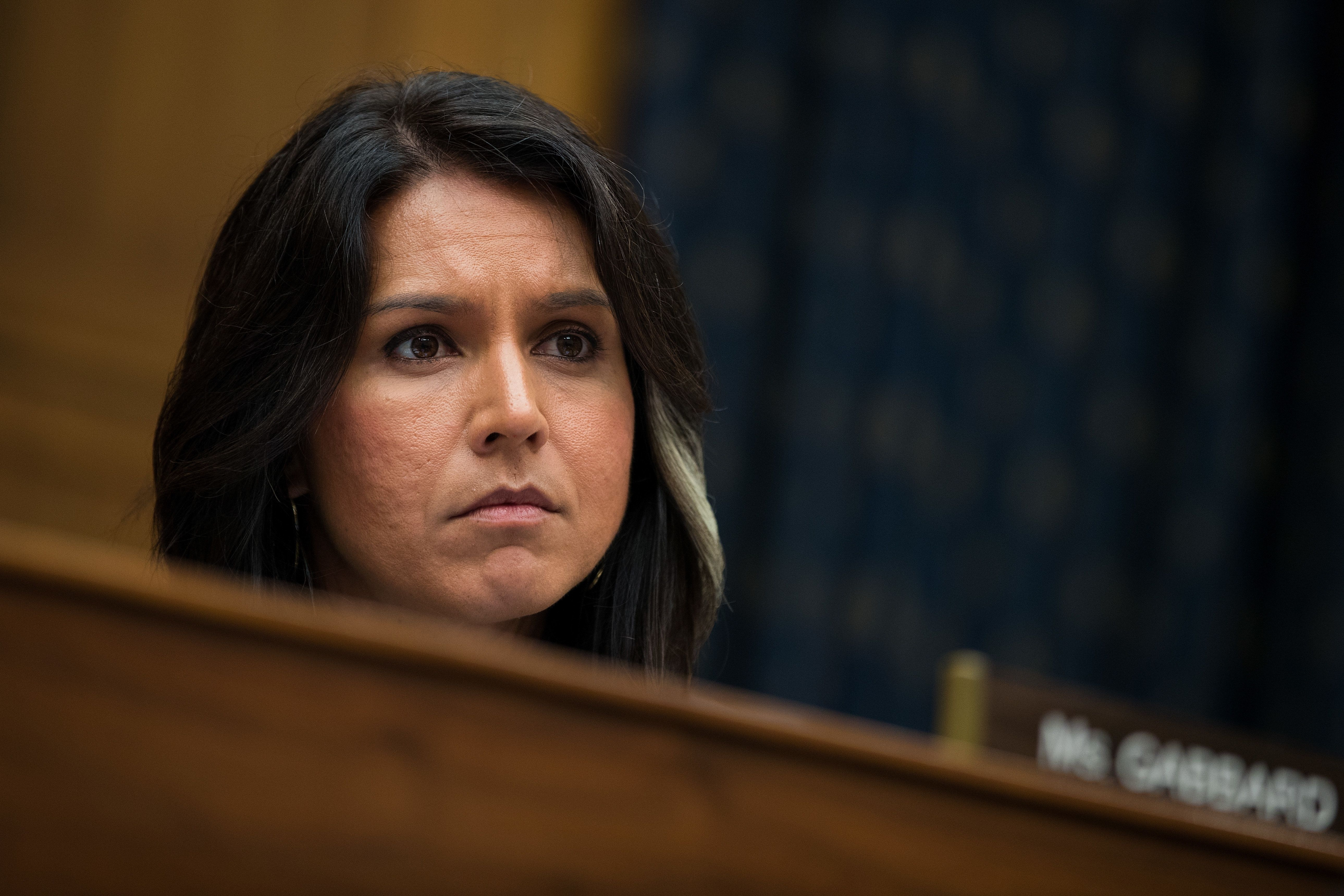 Tulsi Gabbards Syria Views Cost Her Support Of Hawaii