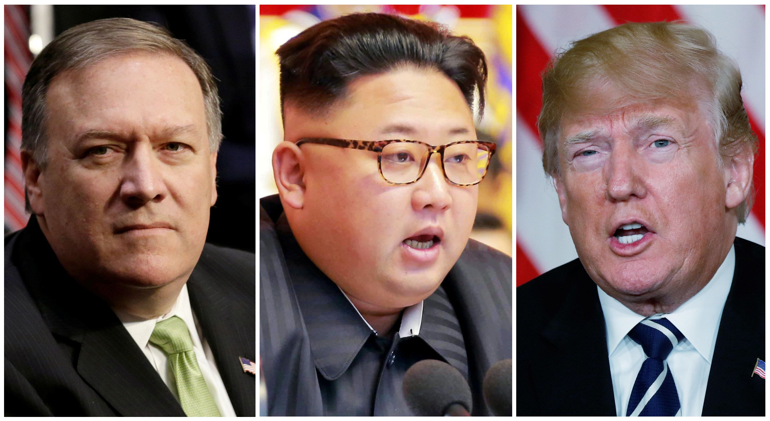 donald trump again rejects conclusions on north korea time - HD1910×1000