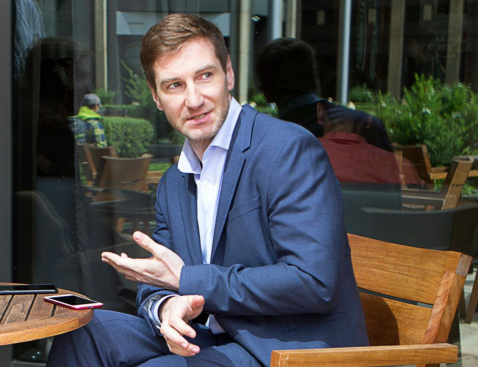 Anton Krasovsky is Russia's most well know LGBT activist — but he would never kiss a man on the street. He says it's too dangerous.