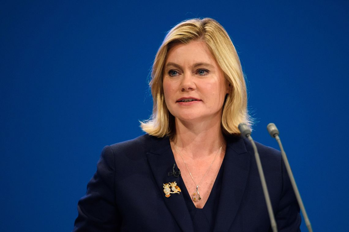 Justine Greening Rules Herself Out Of Race To Be Next London Mayor