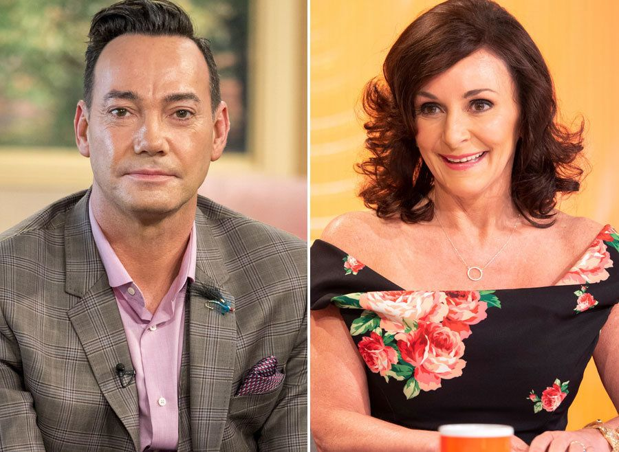 'Strictly' Judge Craig Revel Horwood Isn't Happy Shirley Ballas Is Now Earning More Than Him