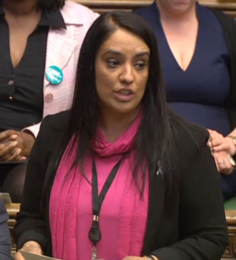 Naz Shah has joined Labour's frontbench