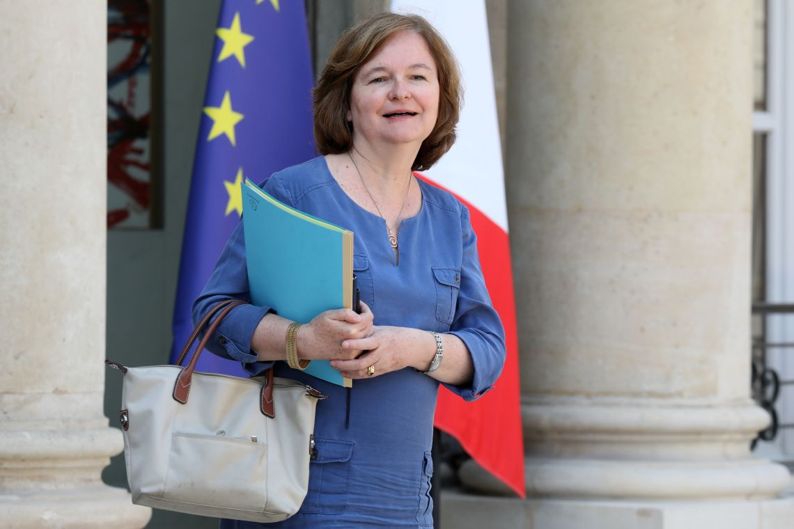 French foreign minister Nathalie Loiseau