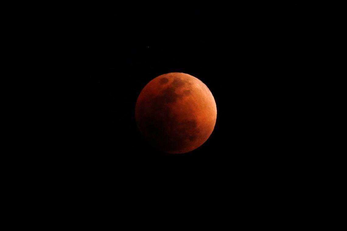 Could Clouds Ruin Your View Of The Blood Moon?
